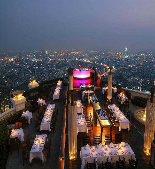 Top Picks : 5 incredible rooftop restaurants |worldwide ...